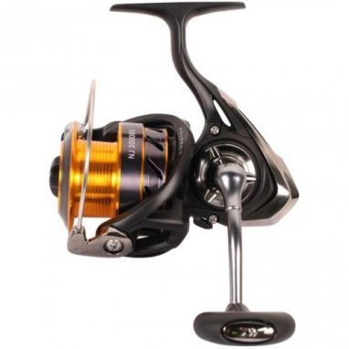 Daiwa - Ninja Black And Gold Reel