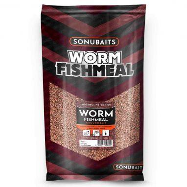 Sonubaits - Worm Fishmeal Groundbait - 2kg