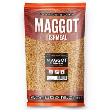 Sonubaits - Maggot Fishmeal - 2kg