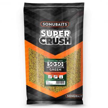Sonubaits - 50:50 Method & Paste Green - 2kg