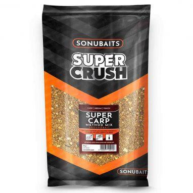 Sonubaits - Supercarp Method Mix - 2kg