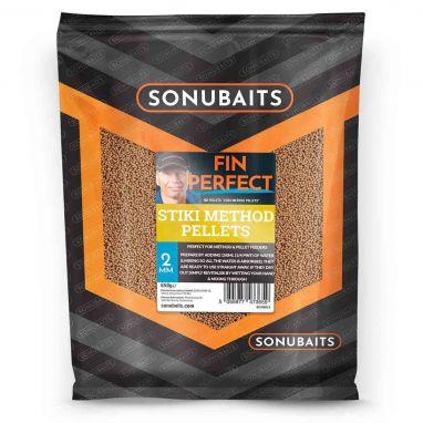 Sonubaits - Stiki Method Pellets 2mm