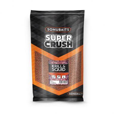 Sonubaits - Krill & Squid Groundbait - 2kg