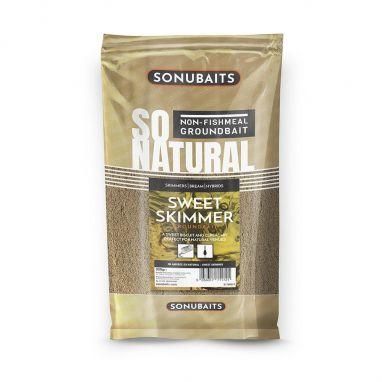 Sonubaits - So Natural Groundbait - Sweet Skimmer -1kg