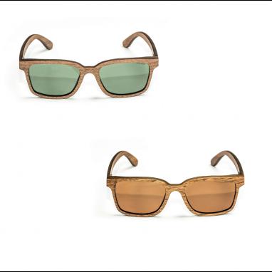 Nash - Timber Glasses