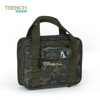 Shimano - Trench 2 Rod Buzzer Bar Bag