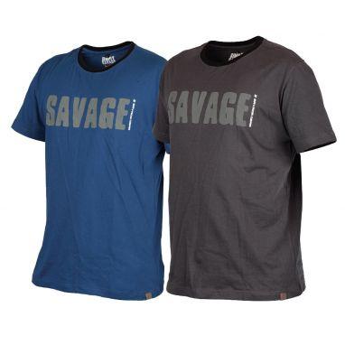 Savage - Simply Savage Tee Blue