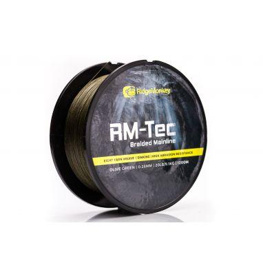 Ridgemonkey - RM-Tec Braided Mainline 1200m Braid