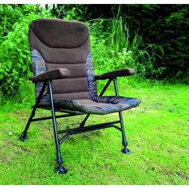 Skills - Camo Relax Adjustable Chair