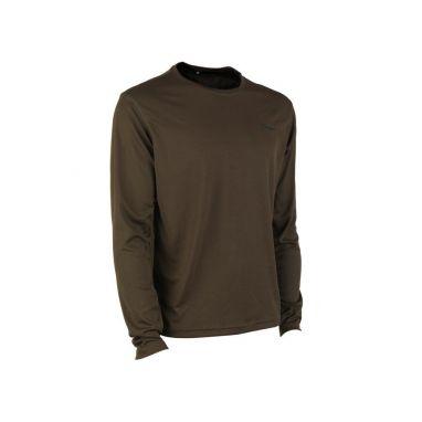 Snugpak - Olive 2nd Skinz Coolmax Long Sleeve Thermal Top/Vest