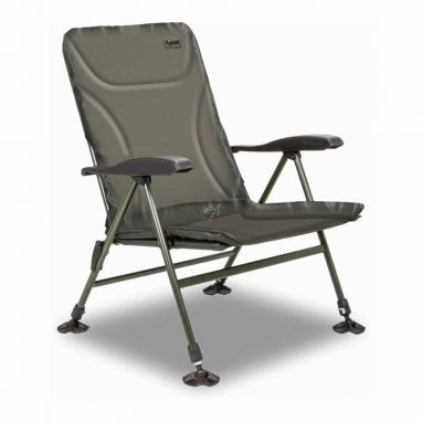 Solar Tackle - Undercover Green Recliner Chair