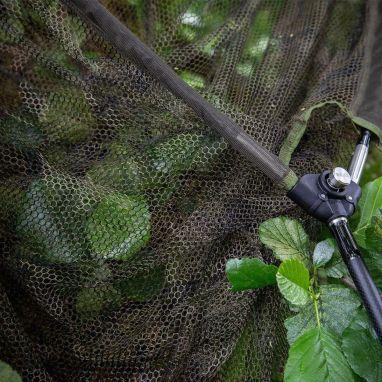 "Solar Tackle - Camo Landing Net Mesh 42"""