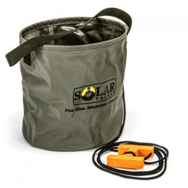 Solar Tackle - Bankmaster Collapsable Water Bucket - 10L