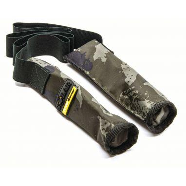Solar Tackle - Undercover Camo Elasticated Tip & Butt Protector
