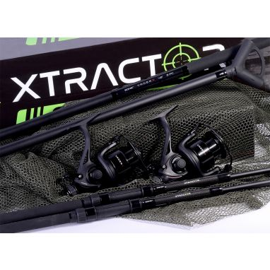Sonik - Xtractor 2 Rod Carp Kit