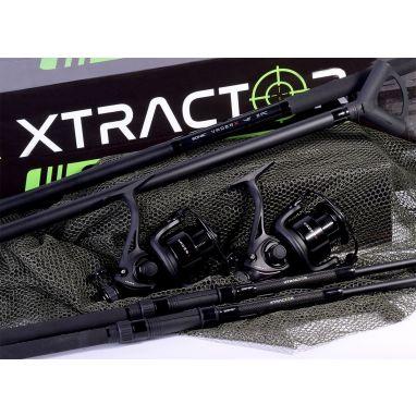 Sonik - Xtractor 2 Rod Carp Kit