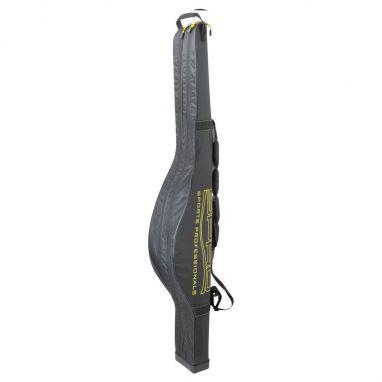 Spro - Semi Hard Big Belly 2 Rod Case Black