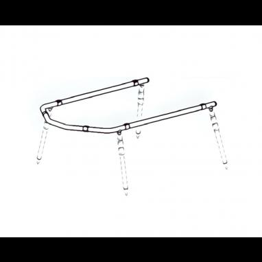 Bait Boat Pod - BBPOD Basic Stainless