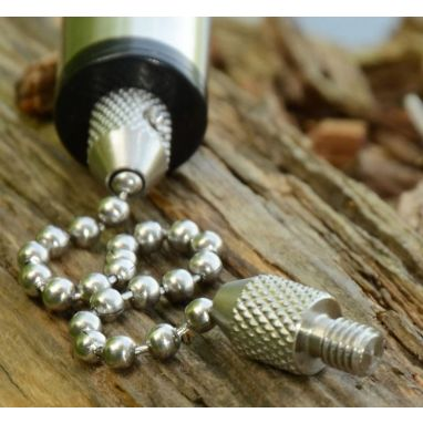 Solar Tackle - Stainless Ball Chain Stainless Ended
