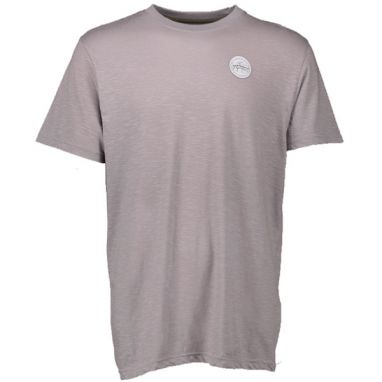 Aqua Products - Standard Logo Grey T-Shirt