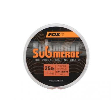 Fox - Sub Bright Orange Sink Braid