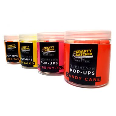 Crafty Catcher - Superfood Pop-up - 100g