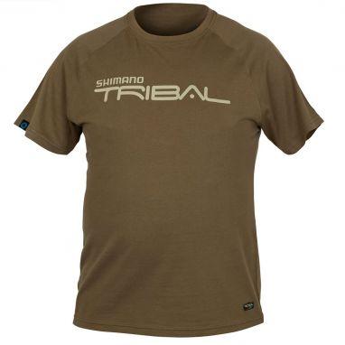 Shimano - Raglan T-Shirt Tan