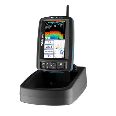 Toslon - TF750 Duo Fishfinder GPS Autopilot With 3D Mapping