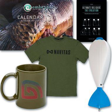 Total Fishing Tackle - Carpy Combo Gift Set