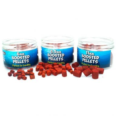 Hinders Bait - Tutti Frutti Boosted Pellets