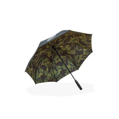 Fortis - Recce Brolly - Black Double layer