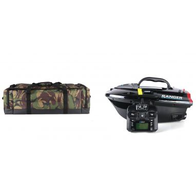 Cult - Ranger Pro Lithium GPS with Deluxe Boat Bag