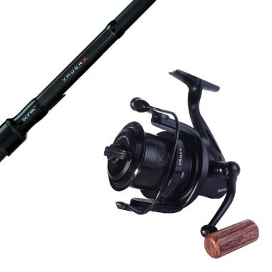 Sonik - Vader X Carp Rod and 8000 RS Reel Combo
