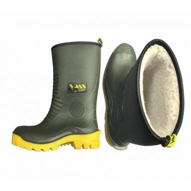 VASS - Fleece Lined Waterproof R Boot