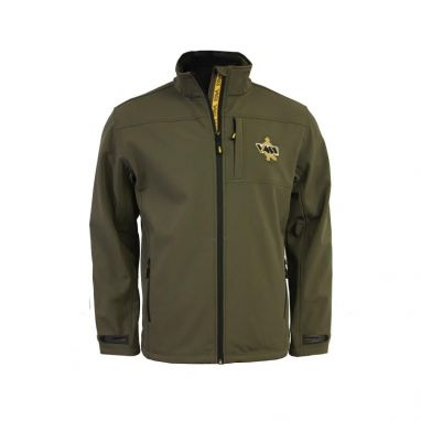 VASS - Team Vass Soft Shell Khaki Jacket