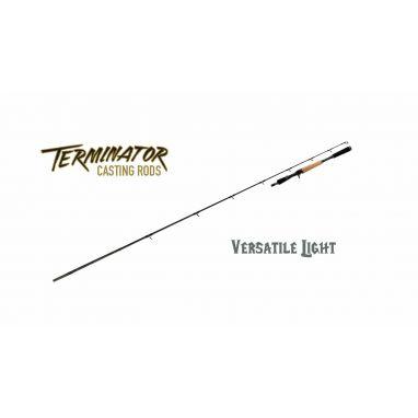 "Fox Rage - Terminator Versatile Light Casting - 210cm 6' 11"" 7-28g"