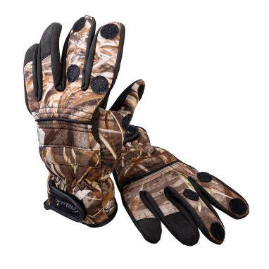 Prologic - Max5 Camo Neoprene Thermal Gloves