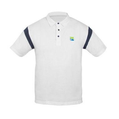 Preston - White Polo Shirt