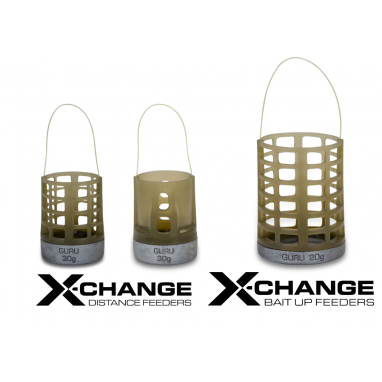 Guru - X-Change Distance Feeder