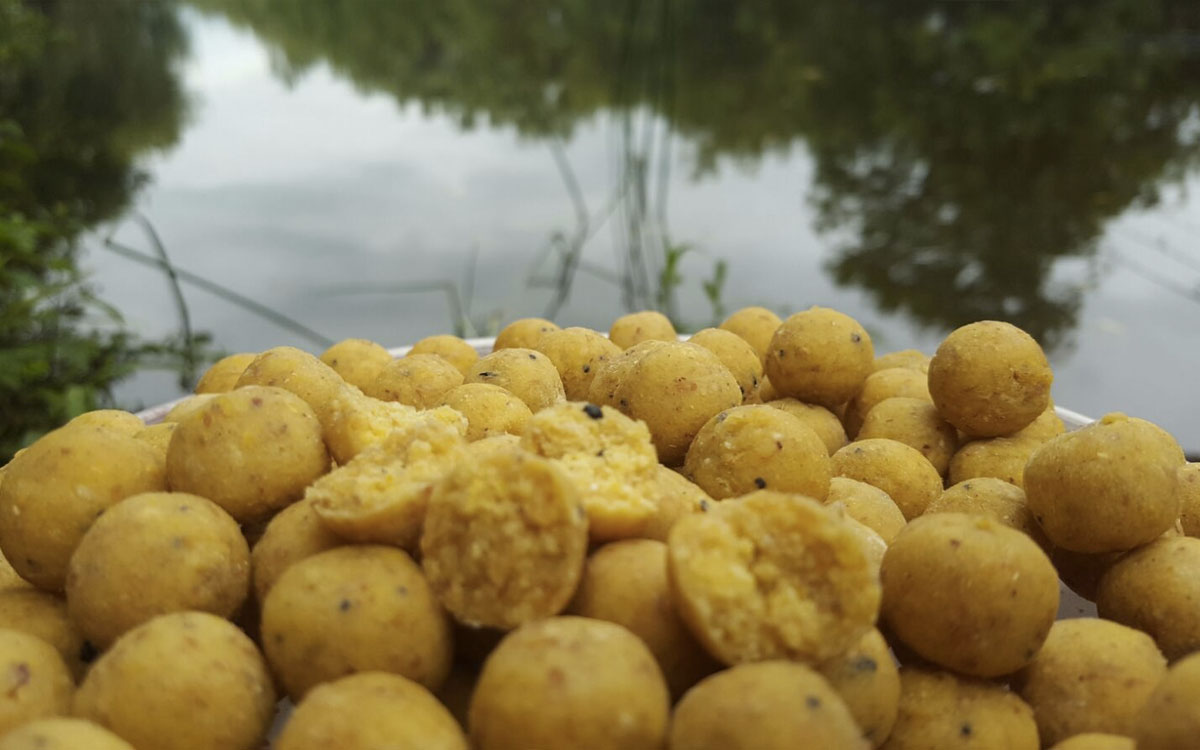 Supercharged Boilies!