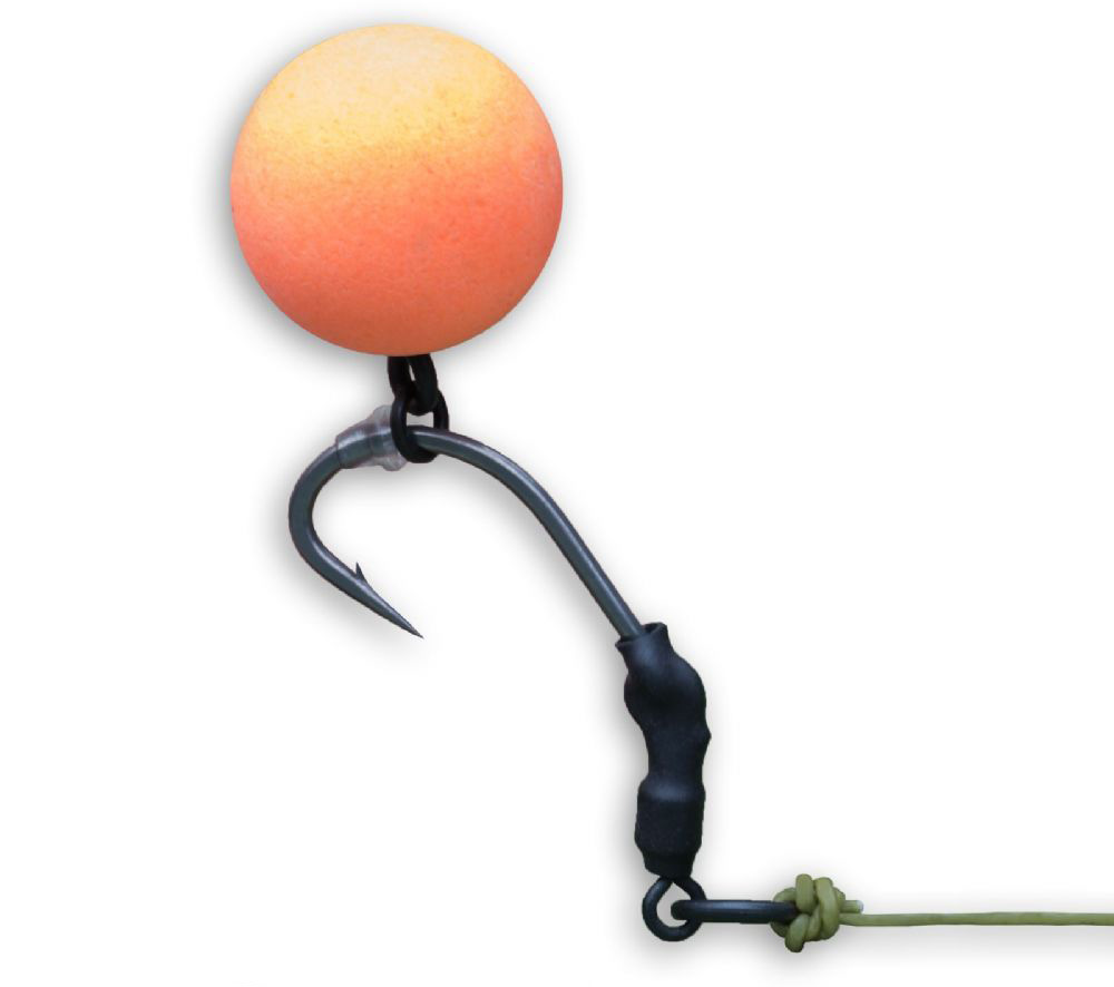 Gardner Tackle Ronnie Rigs or Chod Rig Pop Up Boilie Carp Fishing Pre Tied Hooks