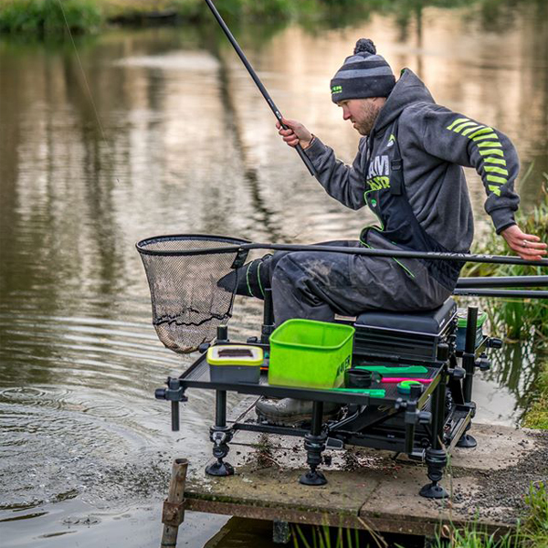 Best Fishing Seatboxes - Coarse, Match & Carp Fishing